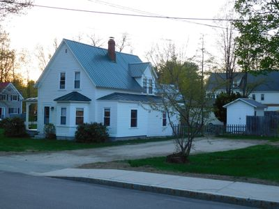 Photo for Great North Conway Village home- perfect location, spacious yard!
