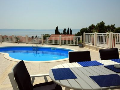 Photo for Holiday house Jure  - Sumartin, Island Brac, Croatia