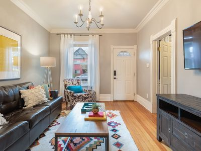 Photo for Chic Art District Home W/ Large Yard & Patio