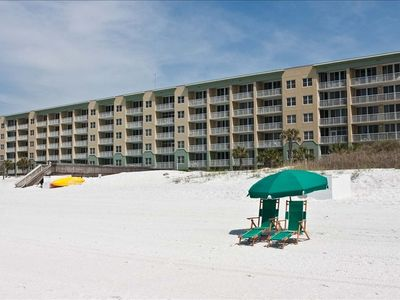 Photo for Beautiful Top Floor 3BR/3BA - Beach Front