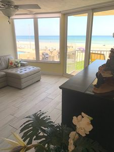 Photo for First Floor, Direct Ocean Front, Beautiful, Total Remodel 2018
