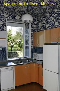 Photo for Apartment First Floor with view on the Odet River