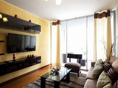 Photo for 2BDRM Acogedor Apartamento Miraflores - UR Place Rentals
