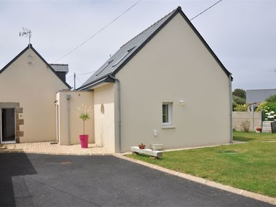 Photo for Detached House Sleeps 6 - PLEUMEUR-BODOU