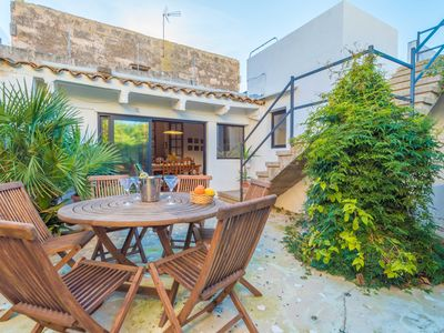 Photo for CASA ROIG - Chalet with terrace in Ses Salines.