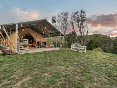 Photo for Glamping Close to Auckland and Coromandel
