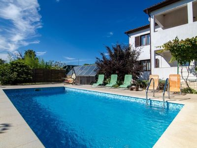 Photo for Holiday apartment Labin for 6 - 7 persons with 3 bedrooms - Holiday apartment in a two family house