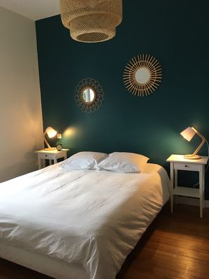 Photo for Bed and Breakfast Blue Cedar, B & B, Saint Jean, 10 min from Toulouse