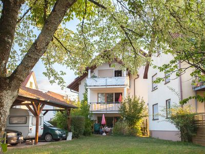 Photo for Nice and quiet apartment in the immediate vicinity of the Schlosssee Salem