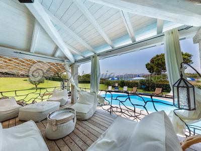 Photo for Villa Zaffran: luxury villa