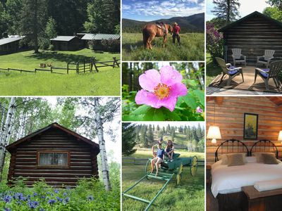 Photo for A True Montana Lodging Experience!
