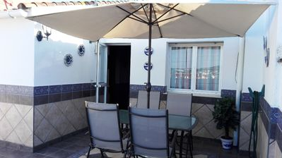 Photo for Penthouse with large terrace in Lucena, Córdoba, Andalusia. Ideal couples. Economic