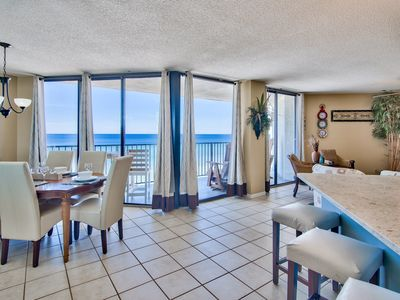 Photo for 6th floor beachfront comfort with awesome view