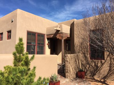 Photo for WALK TO THE PLAZA House - 2 Bedrooms and 2 Baths        Sleeps 4