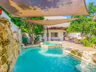 Photo for Casa Mayaland a secluded Jungle Oasis!