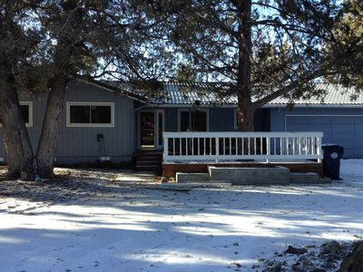 Photo for 1bd/1ba quiet neighborhood near Tumalo State Park