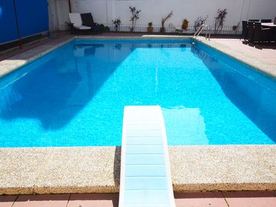 Photo for IDEAL LARGE FAMILIES. 4 BEDROOMS PRIVATE POOL IN THE PORT OF CAMBRILS