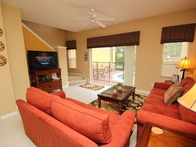 Photo for Affordable Luxury! As low as $99/nt! Private pool! Minutes to Disney/Attractions