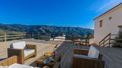 Photo for Homey holiday home for 8 people with dreamlike views
