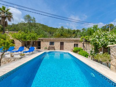 Photo for YourHouse Casa Margarita - stone house with pool in Andratx, Tramuntana