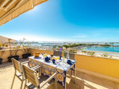 Photo for Apartment Nautic Sea Views in Port d'Alcúdia - 4 persons, 2 bedrooms