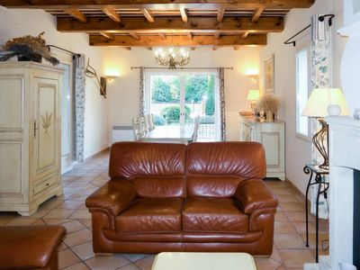 Photo for Vacation home La Cigalière (MBE200) in Ménerbes - 8 persons, 4 bedrooms