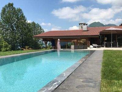 Photo for Villa LakeView - 12 Pers. Piscine 10M.