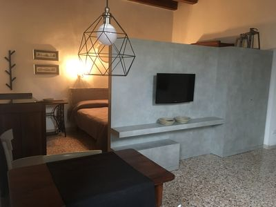 Photo for Studio in the historic center, ideal for your stay in Verona