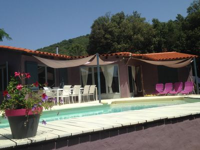 Photo for Wonderful House - Private Swimming Pool - Quiet End Beautiful Place