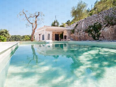 Photo for Trulli Belvedere: Stylish Trulli with Pool