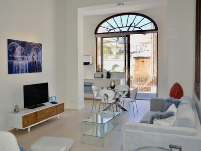 Photo for VOGUE stunning loft in the heart of Sitges