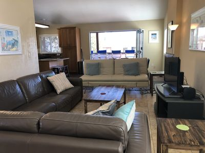 ☀️PERFECT LOCATION, SPACIOUS and affordable! SOUTH MISSION BEACH Steps to Ocean!