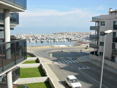 Photo for Balco Mar Apartment, at less than 100m Riells beach, swimming pool and 4pax park