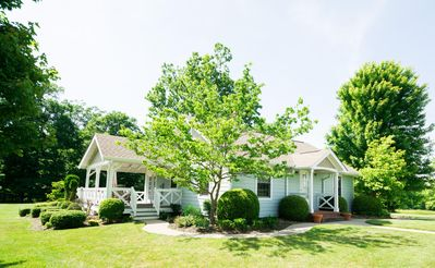 Photo for The Wayside Cottage awaits only 5 miles north of Nashville, IN!