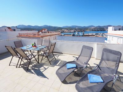 Photo for Apartment Trafalgar  in Llançà, Costa Brava - 6 persons, 3 bedrooms