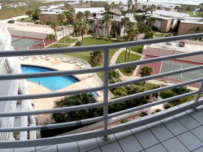 Photo for Great Island Views with multiple balconies to Bay and Beach side
