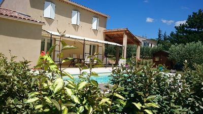Photo for Villa in the heart of Luberon