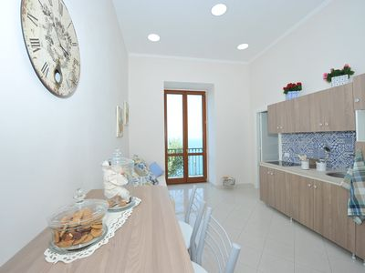 Photo for Mavi Apartment sea view- Teresa