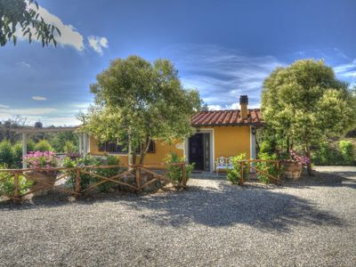 Photo for Vacation home Villa Lavinia  in Montevarchi, Tuscany Chianti - 4 persons, 1 bedroom