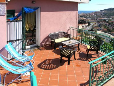 Photo for Apartment Villa Astra (IMP366) in Imperia - 5 persons, 2 bedrooms