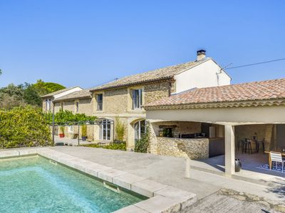 Photo for Vacation home Le Mas des Buis in Orange - 8 persons, 4 bedrooms