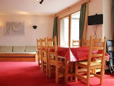 Photo for Apartment Val Thorens, 1 bedroom, 8 persons