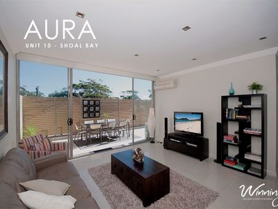 Photo for Shoal Bay Road, Aura Apartments, Unit 10, 59