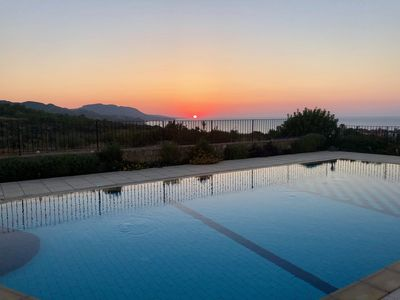 Photo for Stunning Private Villa with breathtaking views