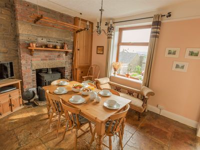 Photo for *Wisteria Cottage* Haworth, Yorkshire, Character cottage, Outstanding views