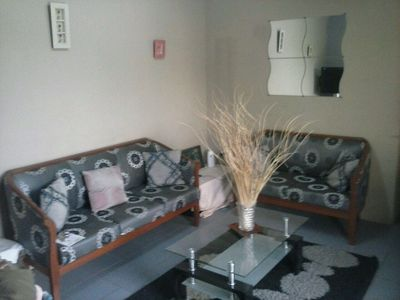 Photo for Douala apartment in residence / car 4 * 4 optional