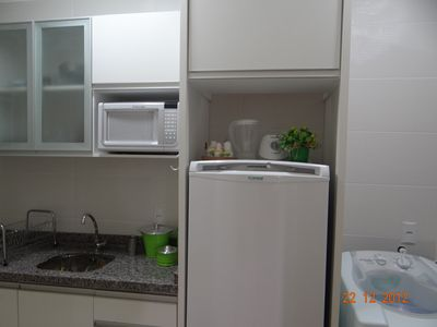 Photo for New and comfortable apt near the beach and the main avenue