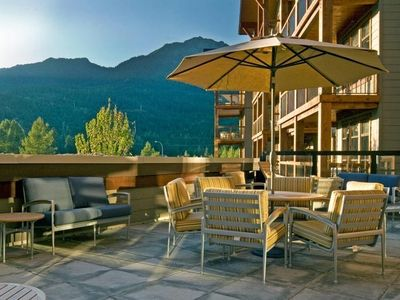 Photo for Elegant Suite + Heated Outdoor Pool   5 Minutes from Downtown Whistler