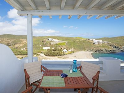 Photo for Superior Beachfront Apartment 1 with amazing view to the Sea
