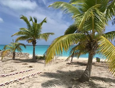 Photo for Private Beachfront Cottage on Exuma's Best Beach